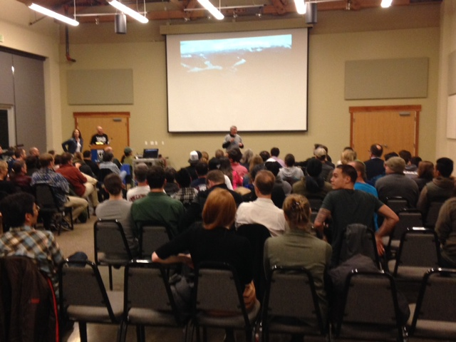 Recap of the Seattle Chapter Hosting the Stand Film