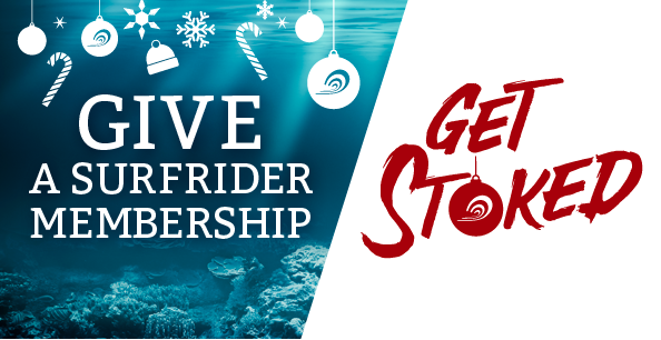 Holiday Gift Membership Package, Give & Get…Stoked!