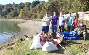Yowkwala Beach Cleanup