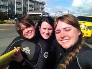 2015 Conference Gals Surf