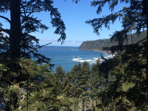 Marine Spatial Plan Presentation in Port Angeles evening of May 4th