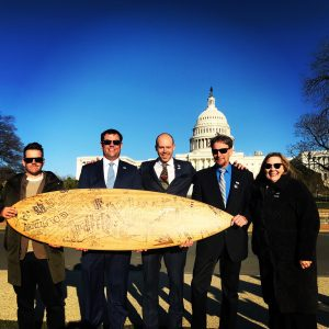 WA Chapter Leaders Represent at Coastal Recreation Hill Day in DC